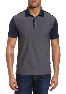 Bobby Jones Jacquard Tech Polo