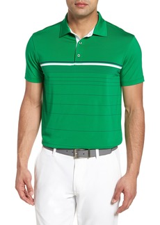 Bobby Jones R18 Tech Skill Stripe Polo