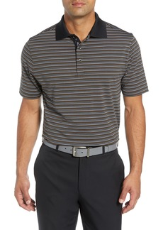 Bobby Jones XH2O Copper Stripe Classic Polo