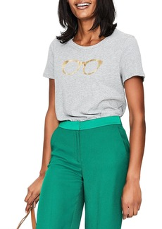Boden Crewneck Graphic Tee