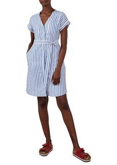Boden Evie Linen Shirtdress