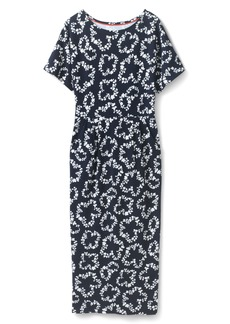 Boden Fluted Sleeve Midi Dress