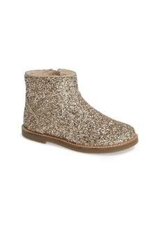 Mini Boden Glitter Booties (Toddler & Little Kid)