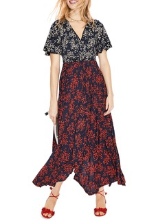 Boden Heather Jersey Midi Dress