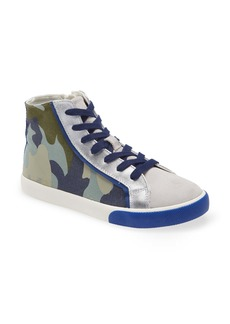 Mini Boden High Top Sneaker (Toddler, Little Kid & Big Kid)