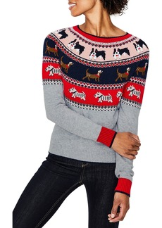 Boden Holiday Fair Isle Sweater