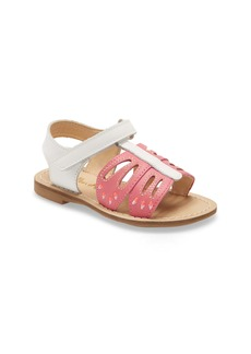 Boden Holiday Strappy Sandal (Toddler & Little Kid)