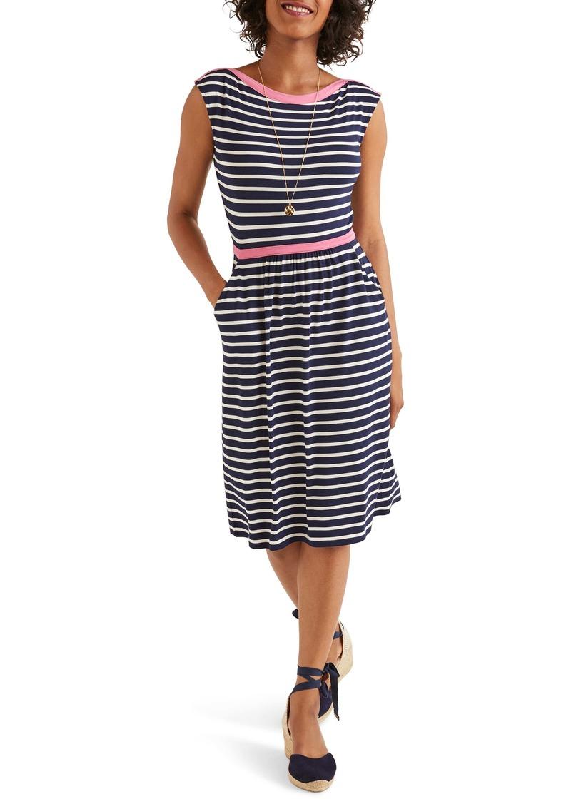 Boden Eleanor Print Jersey Dress
