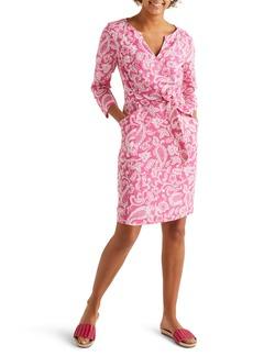 Boden Kelsey Linen Tunic Dress