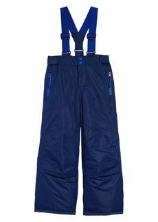 Boden Kids' All Weather Waterproof Bib Snow Pants (Toddler, Little Boy & Big Boy)