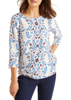 Boden Nadine Printed Top