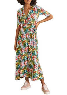 Boden Lavinia Jersey Wrap Dress