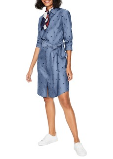 Boden Long Sleeve Shirtdress