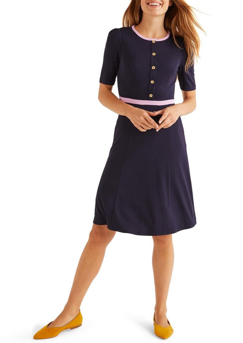 Boden Maria Ponte Dress