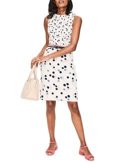 Boden Martha Print Sheath Dress
