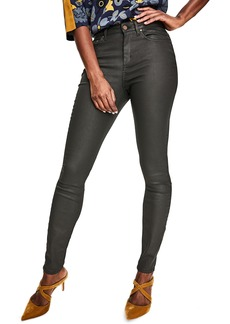 Boden Mayfair Skinny Jeans (Black Wax)