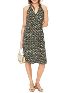 Boden Olwen Print Halter Dress
