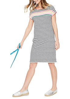 Boden Paulina Stripe T-Shirt Dress