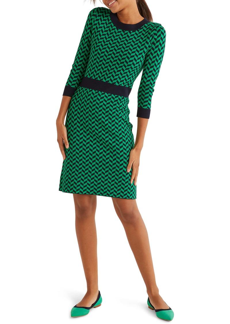 Boden Phoebe Sweater Dress