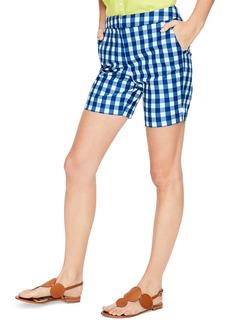 Boden Richmond Check Shorts