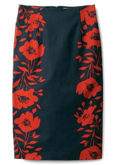 Boden Richmond Print Skirt