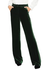 Boden Selwood Velvet Wide Leg Pants