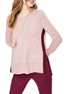 Boden Logan Side Stripe Sweater