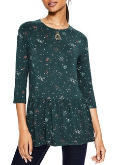 Boden Smock Dotted Top