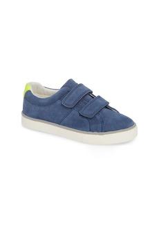 Boden Suede Low Top Sneakers (Toddler & Little Kid)