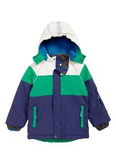 Mini Boden All Weather Waterproof Jacket (Toddler Boys, Little Boys & Big Boys)