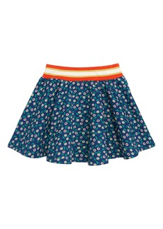 Mini Boden Colorful Skater Skirt (Toddler Girls, Little Girls & Big Girls)