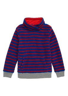 Mini Boden Cosy Teddy Pullover Sweatshirt (Toddler Boys, Little Boys & Big Boys)