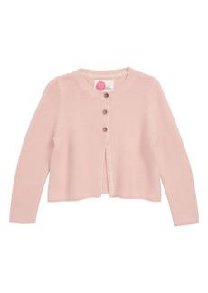 Mini Boden Everyday Knit Cardigan (Toddler Girls, Little Girls & Big Girls)