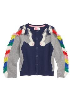 Mini Boden Fun Intarsia Cardigan (Toddler Girls, Little Girls & Big Girls)