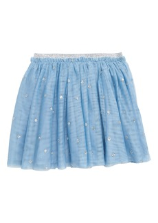 Mini Boden Glitter Dot Party Skirt (Toddler Girls, Little Girls & Big Girls)