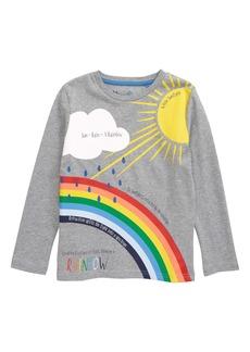 Mini Boden Kids' Nature Facts Graphic Tee (Toddler, Little Boy & Big Boy)