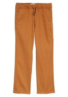 Mini Boden Relaxed Slim Pull-On Pants (Toddler, Little Boy & Big Boy)