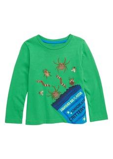 Mini Boden Terrible Treats T-Shirt (Toddler Boys, Little Boys & Big Boys)
