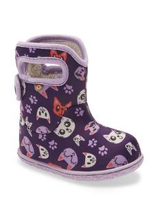 Bogs Baby Bogs Kitties Insulated Waterproof Boot (Baby, Walker & Toddler)