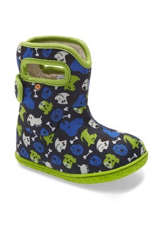 Bogs Baby Bogs Puppies Insulated Waterproof Boot (Baby, Walker & Toddler)
