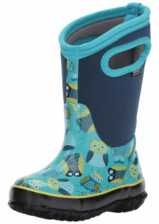 Bogs Classic High Waterproof Insulated Rubber Neoprene Rain Boot Snow   M US Little Kid