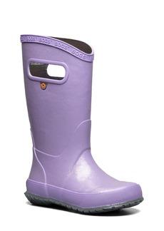 Bogs Glitter Waterproof Rain Boot (Walker & Toddler)