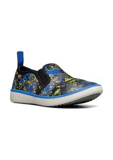 Bogs Kicker Micro Camo Slip-On Sneaker (Baby, Walker & Toddler)