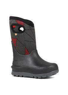 Bogs Neo Classic Big Geo Insulated Waterproof Boot (Walker, Toddler, Little Kid & Big Kid)
