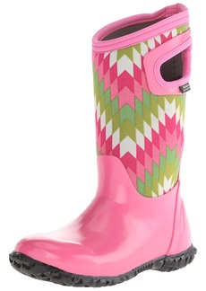 Bogs North Hampton Native All Weather Rain Boot (Infant/Toddler/Little Kid/Big Kid)  Pink Multi