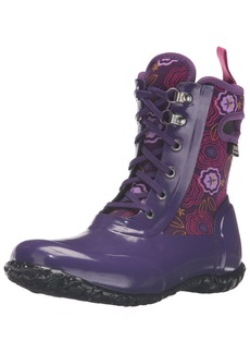 Bogs Sidney Lace Posey Winter Snow Boot (Toddler/Little Kid/Big Kid)