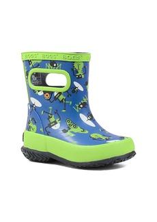 Bogs Skipper Dragonfly Waterproof Rain Boot (Baby, Walker, Toddler & Little Kid)