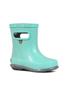 Bogs Skipper Glitter Waterproof Boot (Walker, Toddler, Little Kid & Big Kid)