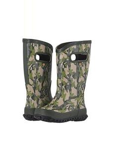 Bogs Rain Boots Army Camo (Toddler/Little Kid/Big Kid)