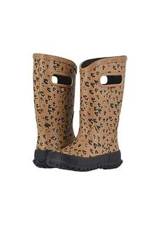 Bogs Rain Boots Leopard (Toddler/Little Kid/Big Kid)